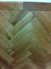Parquet Floor Finishing