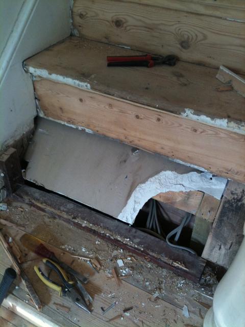 Floor reparation and wood floor repair west end flooring for Wood floor refurbishment