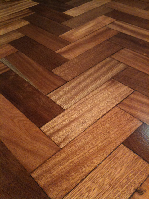 Final step for your wood floor process wood floor waxing for Wood floor finishes