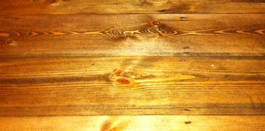 Floor Board Restoration
