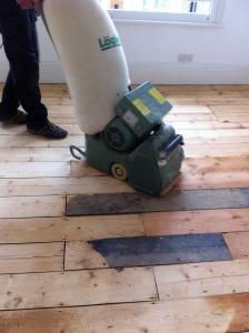 Floor Sanding London
