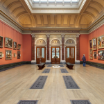 Floor Sanding Oak Floors - National Portrait Gallery Museum