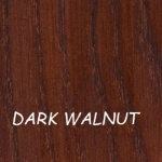 Bespoke Dark Walnut Stain