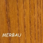 Light Merbau Staining