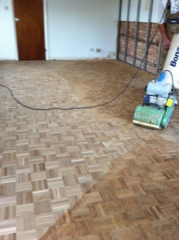 Parquet Floor Restoration Fingers
