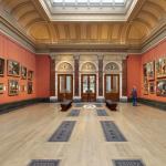 Floor Sanding Oak Floors - National Portrait Gallery Museum